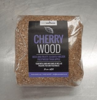 Cherry Wood by Hot Smoked 250g