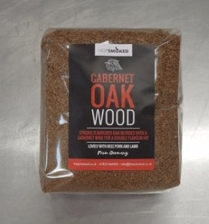 Cabernet Oak Wood Dust by Hot Smoked