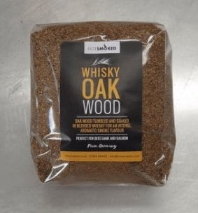Whisky Oak Dust by Hot Smoked