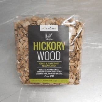 Hickory Woods Chips by Hot Smoked