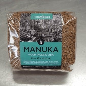 Manuka Wood Chips by Hot Smoked