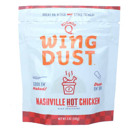 Kosmo's Q 'Nashville Hot Chicken Wing Dust'