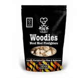 Woodies Natural Wood Wool Firelighters FSC®