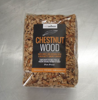 Chestnut Wood Chips