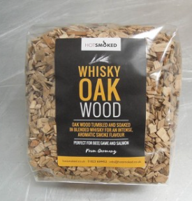 Whisky Oak Chips 500g
