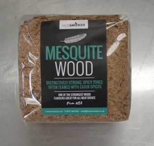 Mesquite Wood Dust