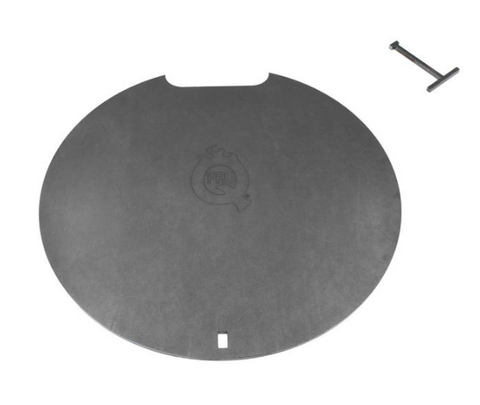 Pro Q Plancha Steel Griddle Plate
