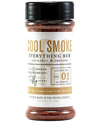 Tuffy Stone Cool Smoke BBQ Rub 176g