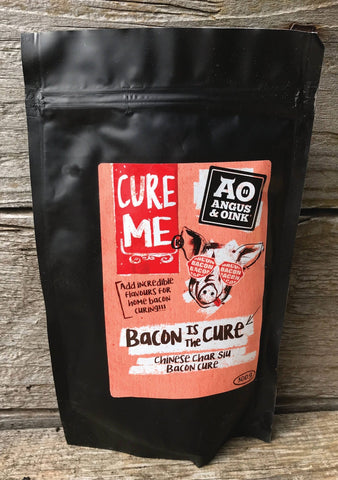 Angus & Oink Bacon Cure