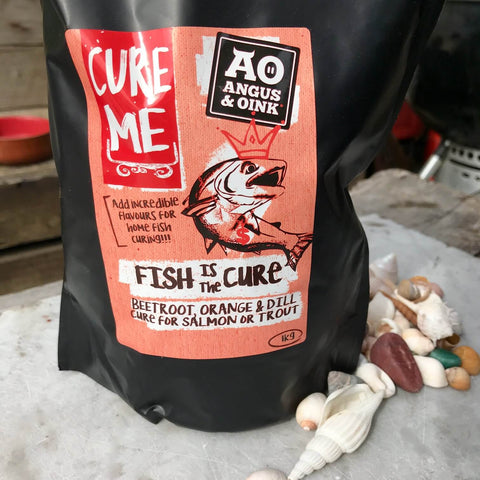 Angus & Oink Fish Cure