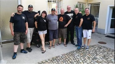 Miss Piggys BBQ School in Germany
