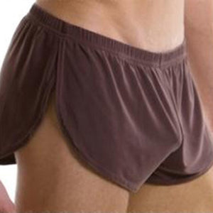 Men Running Gym Underwear Short