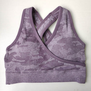 Seamless Sports Bra