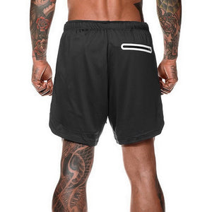 Inpocket Mens Training Shorts