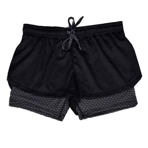 Women Workout Fitness Gym Running Sport Short