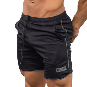 Men Sports Gym Fitness Shorts