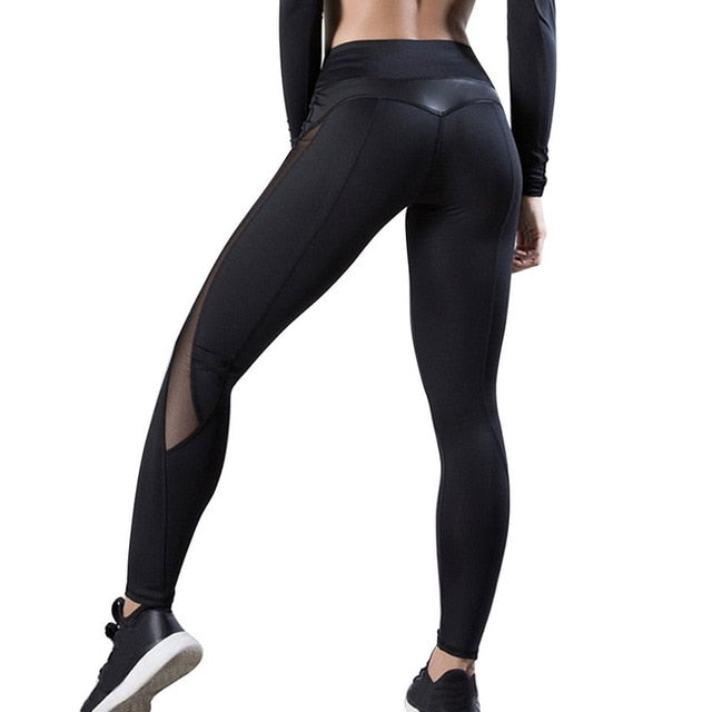 Women Leggings Sports Running Gym Pants