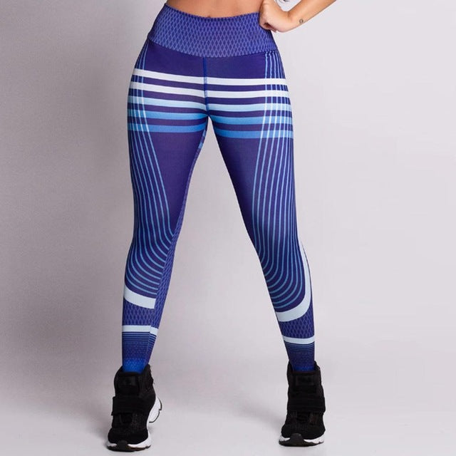 High Waist Running Yoga elasticity Pants
