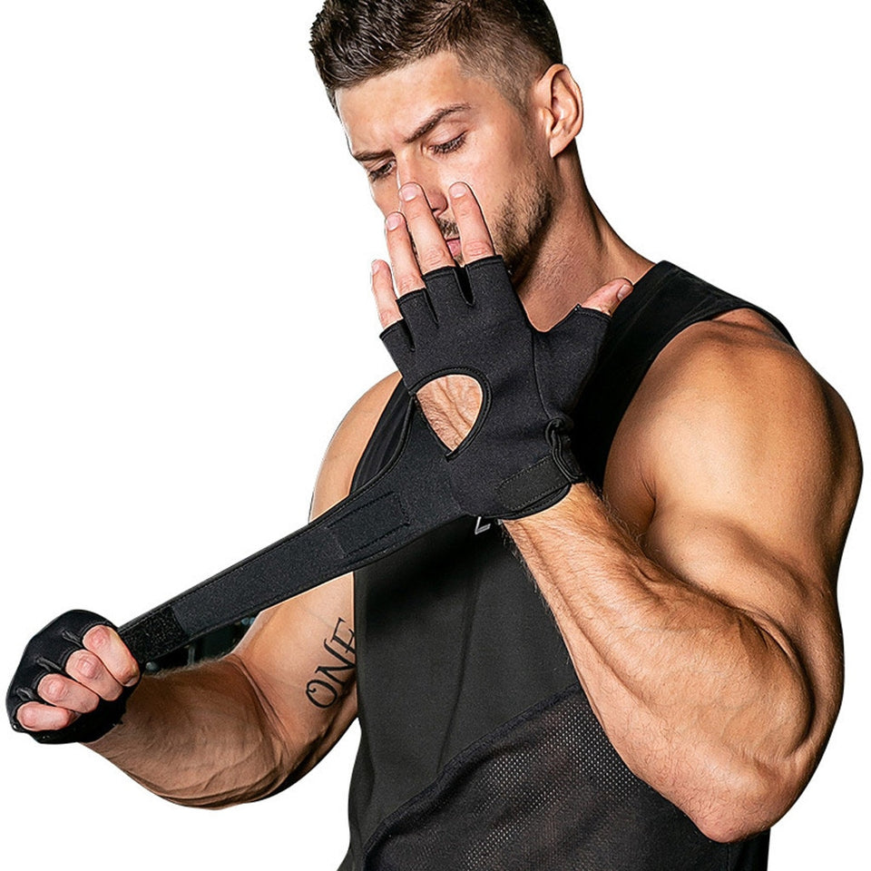 Fitness Gloves Wrist Wrap