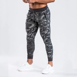 Men's Trousers Fitness Gym Pants