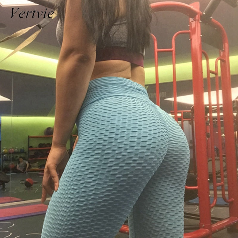 Women Fitness Gym Fold Sports Pants