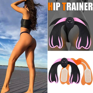 Smart ABS Hips Muscle Trainer Body Sculpting Massager