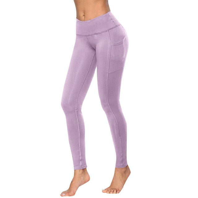 Women Fitness Pencil Pants Woman Clothes