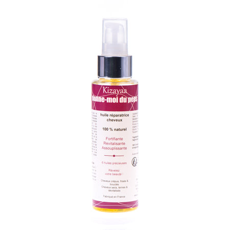 Hair repair oil -