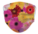 Floral Reusable/ Washable Face Mask - RezwearUSA