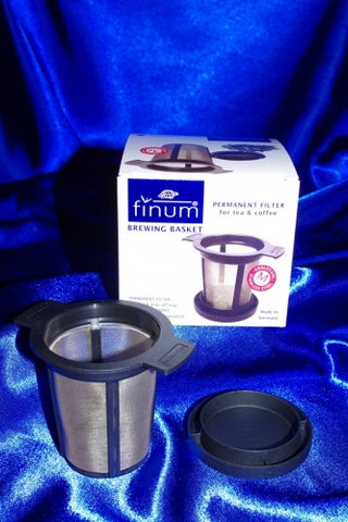 Finum Permanent Filter Brewing Basket Size Medium