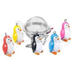 Penguin Mesh Tea Ball