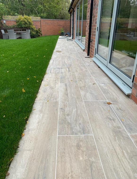 1200x300 Porcelain Paving | Tiles and Smiles