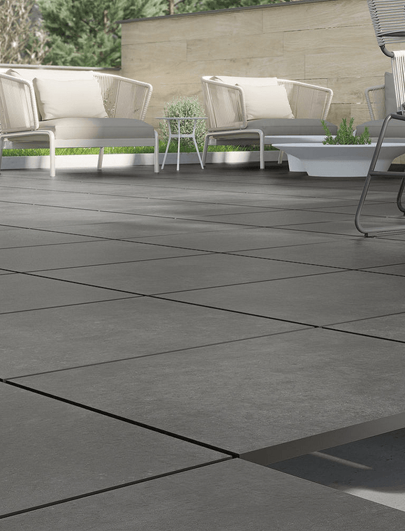 600X600 Porcelain Paving | Tiles and Smiles