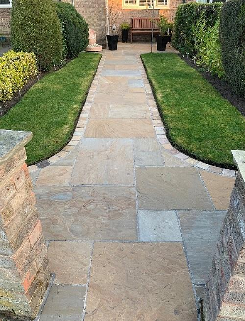 SANDSTONE PAVING | Tiles and Smiles