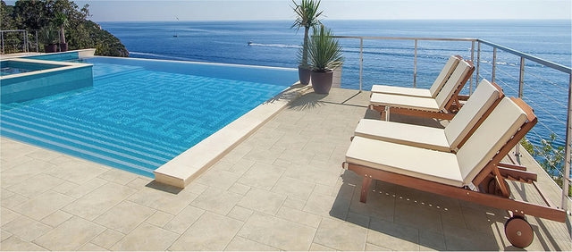 Outdoor Porcelain Paving in UK Tiles and Smiles