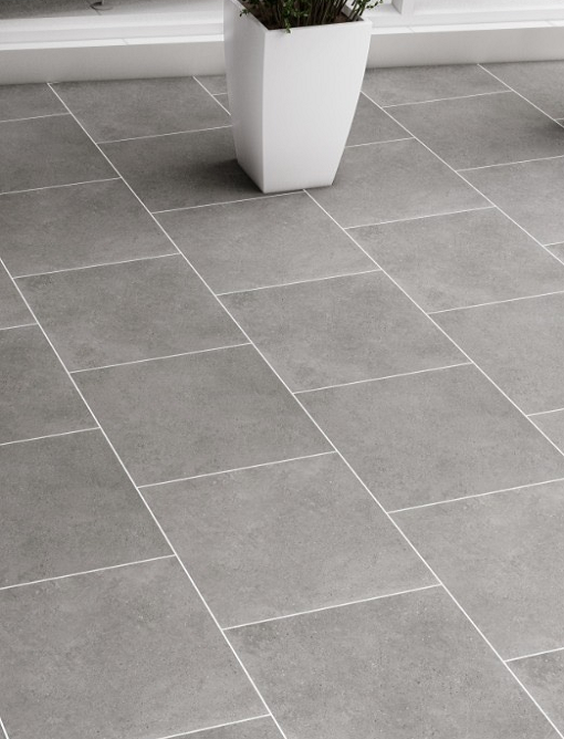 Galaxy Gris Outdoor Porcelain Paving Slabs - 600x600 mm (4677597757518)