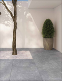 Optima Gris Outdoor Porcelain Paving Slabs - 800x800 mm (4739550445646)