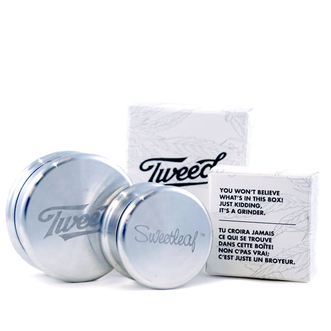Tweed Grinder by Sweetleaf