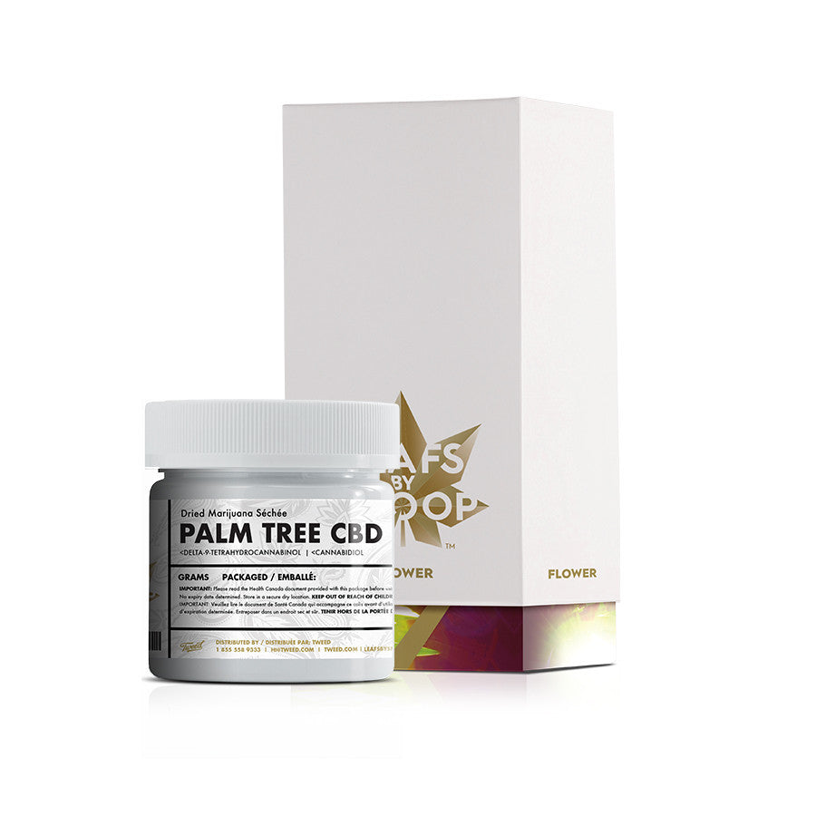 PALM TREE CBD (Leafs By Snoop)
