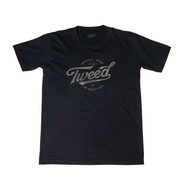 Tweed Logo T-Shirt