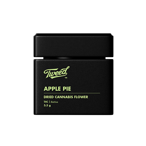 Tweed Apple Pie Bud