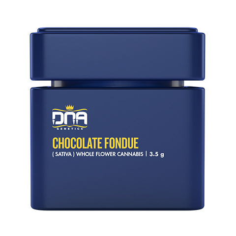 DNA Genetics | Chocolate Fondue Bud