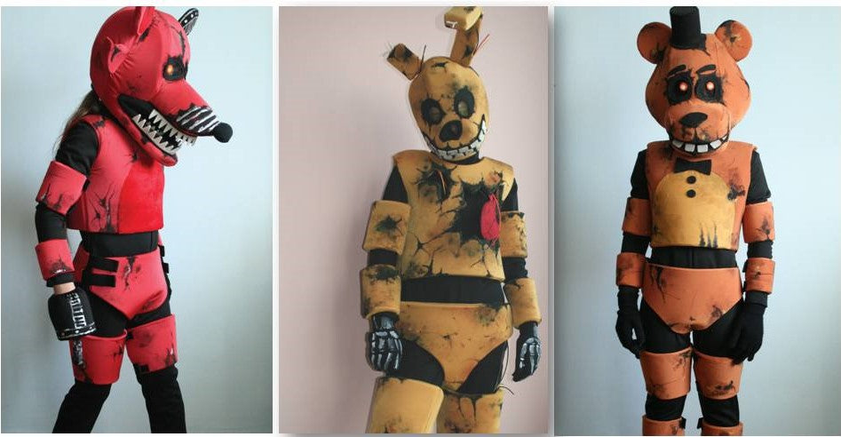 Oneandonlycostumes_FNAF