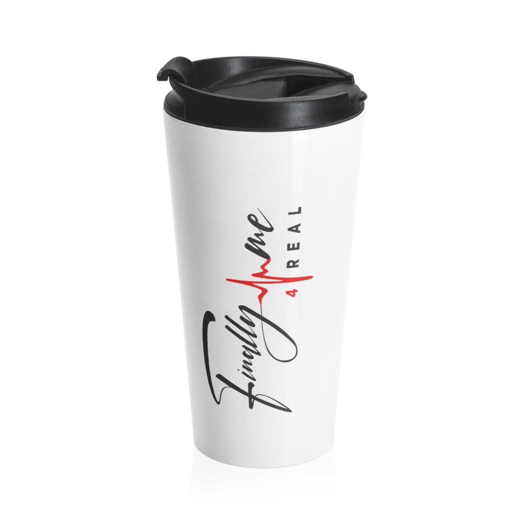 FM4R Stainless Steel Travel Mug
