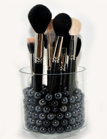 vanity makeup brush holder