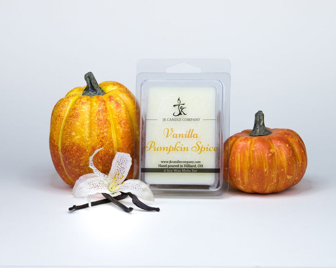 Vanilla Pumpkin Spice Wax Melts
