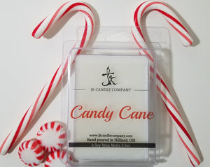 Candy Cane Wax Melts