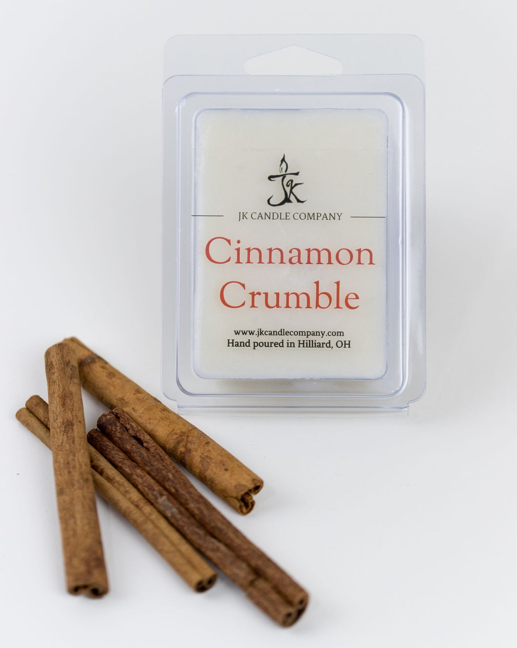Cinnamon Crumble Wax Melts