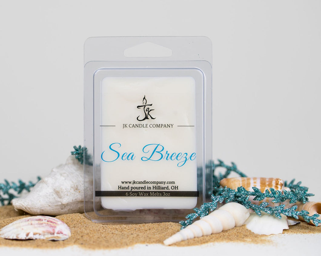 Sea Breeze Wax Melts