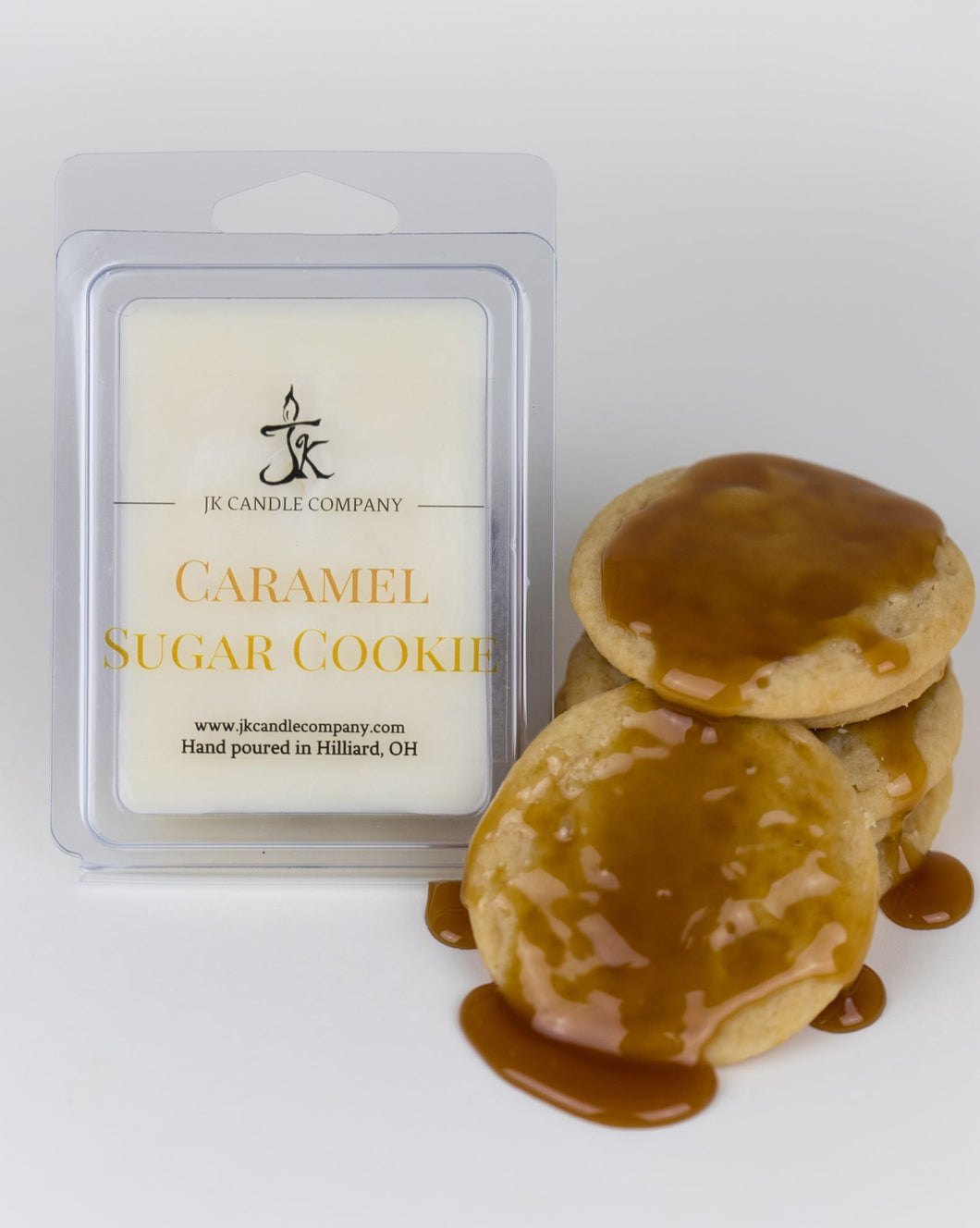 Caramel Sugar Cookie Wax Melts